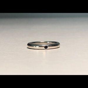 Elsa Peretti Stacking Sapphire Ring